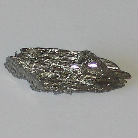 Thorium gained 0.000322