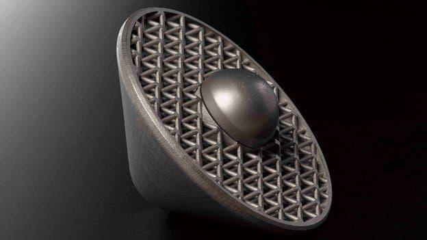 3D printing metal 1