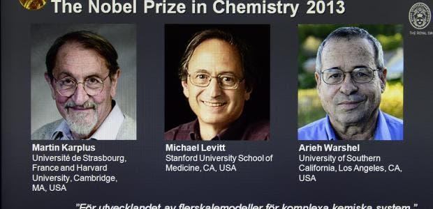 nobel prize chemistry