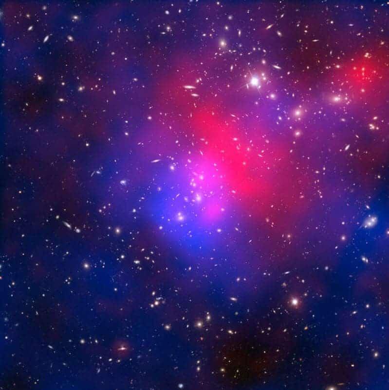 Pandora's Cluster. (c) NASA