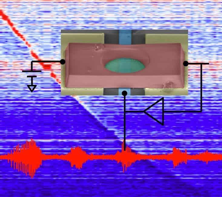 graphene radio