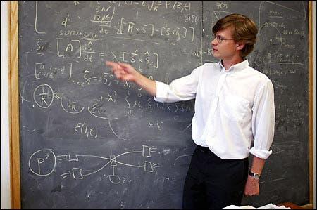 Mikhail Lukin - image via Harvard.