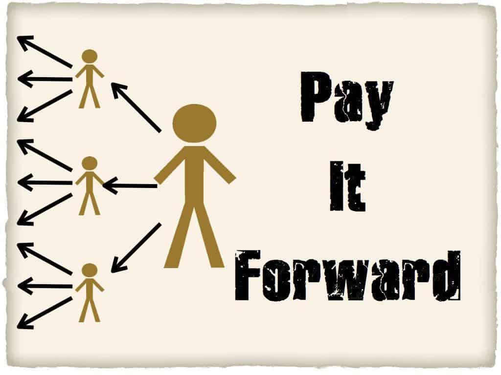 Pay it forward research paper