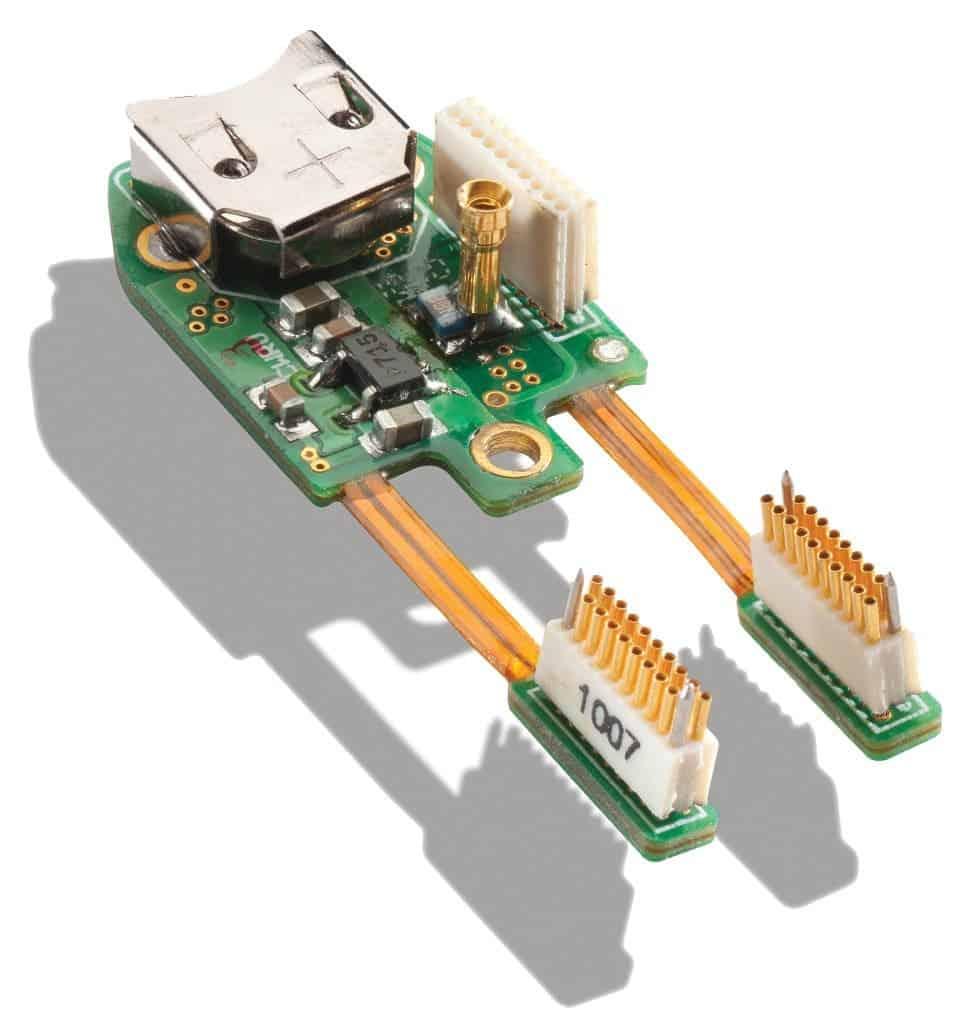 The microelectronic BCBI system. credit: Case Western Reserve University