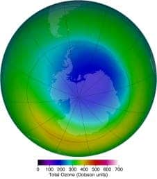 Image Credit: NASA/Ozone Hole Watch