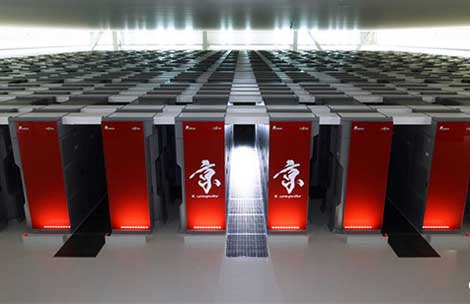 K-supercomputer-japan
