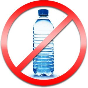 Water Bottles Dangerous Health