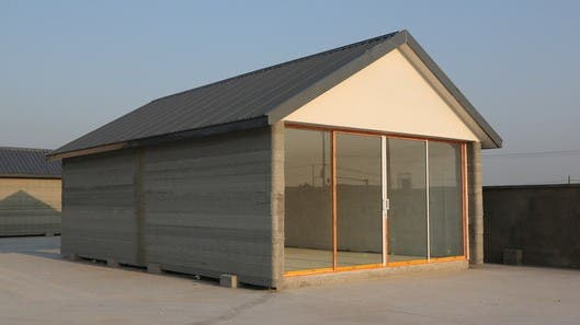 China_printed_house