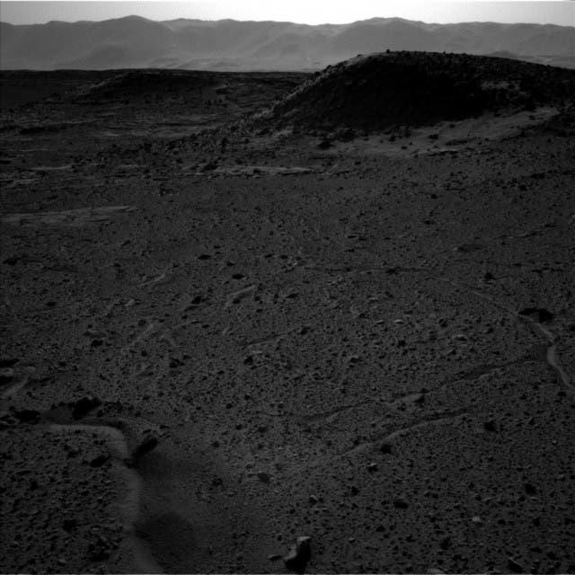 curiosity rover imaging camera
