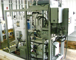 E-CEM Carbon Capture Skid