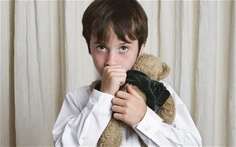 Shy children often grow to be anxious adults