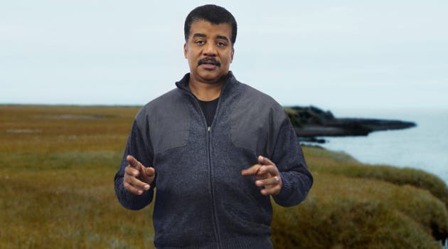 Neil DeGrasse Tyson travels to the Arctic to explain global warming in the latest episode of Cosmos.