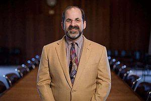 Jon Krosnick of Stanford. Photo by Ian Terpin