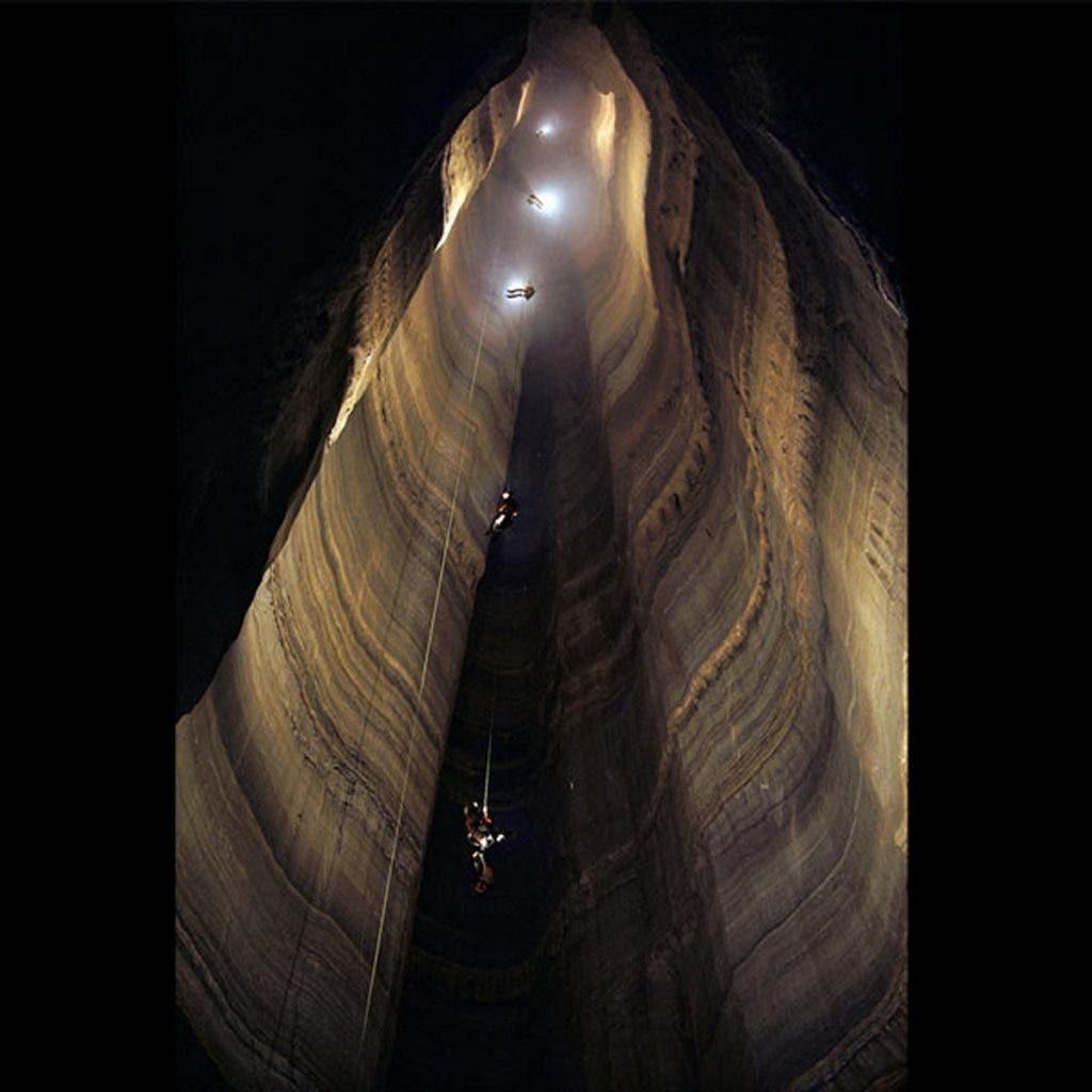 Krubera-Voronja-Cave