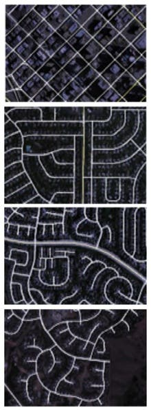 Healthiest city designs, from best to worst (Journal of Transportation and Health)