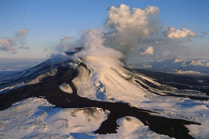 Islande Volcan Or