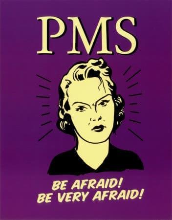 sindrome premenstrual, pms, spm