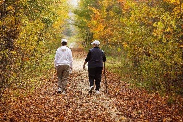 nature depression walks outside walk walking spending health mental stress say going boosts prove studies reduce symptoms coaching researchers diversity