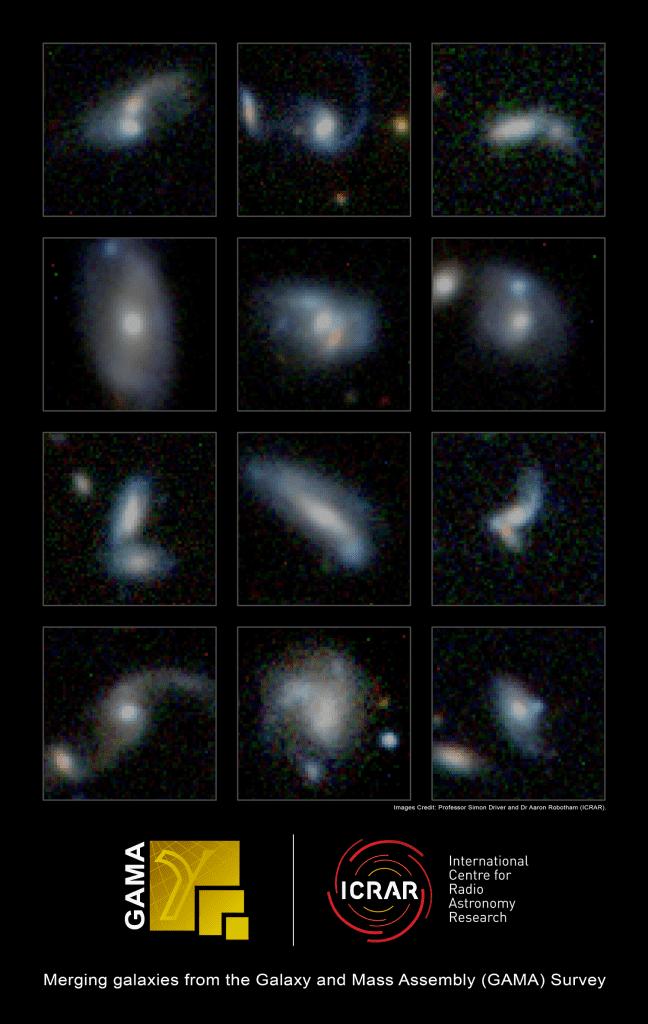 galaxy cannibals