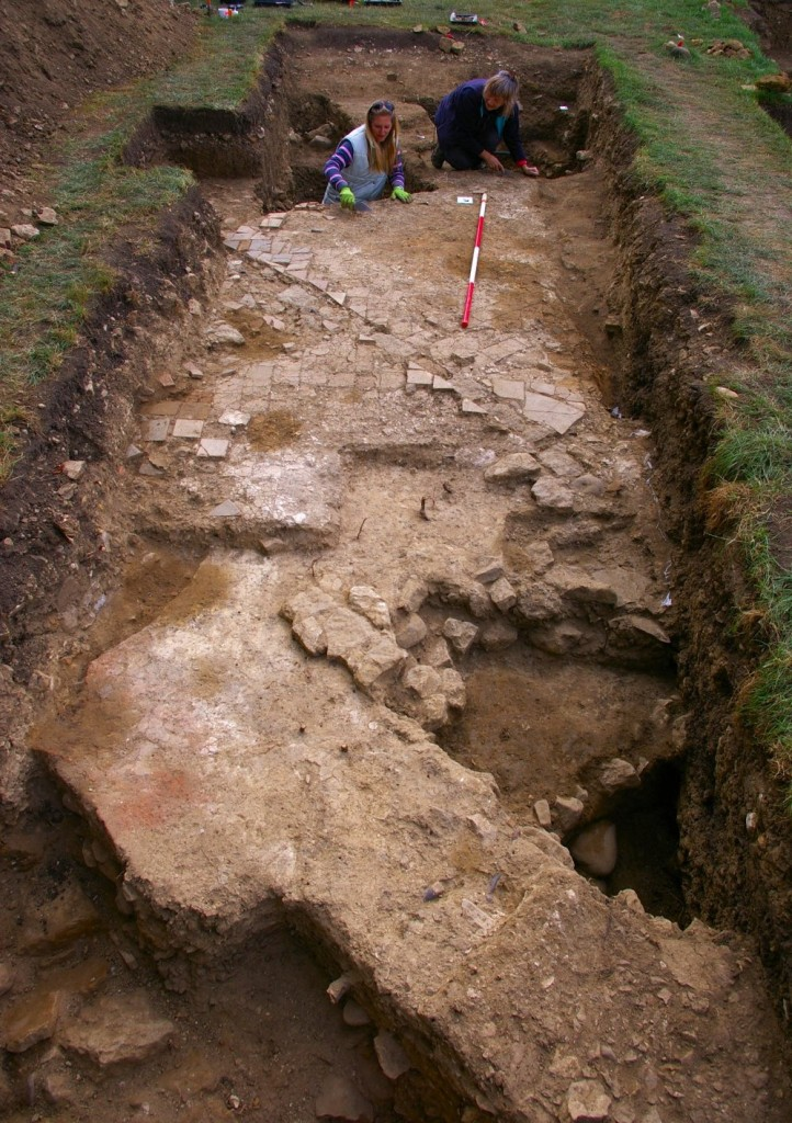 archaeology leicestershire