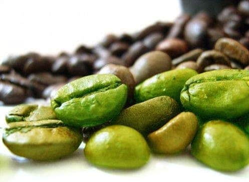 green coffee extract oz