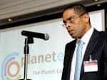 Alvaro Sobrinho speaks at the PEI London scientific committee meetings in 2012