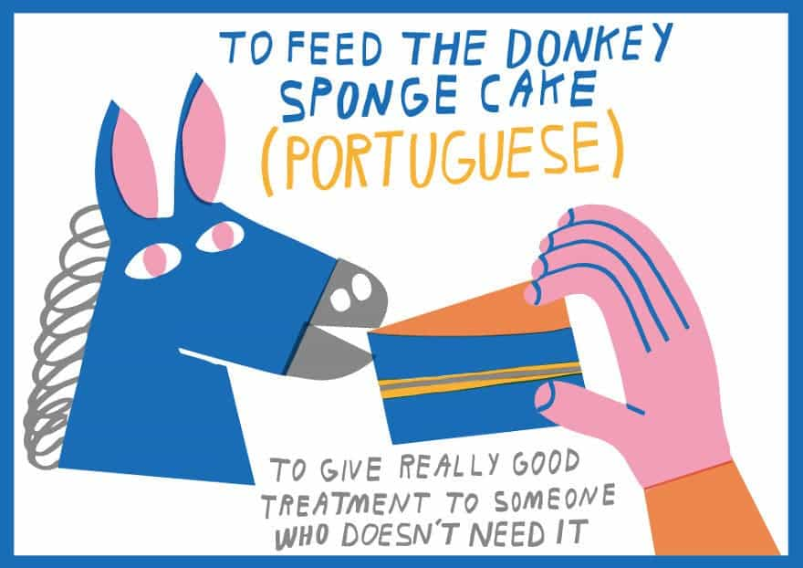 Unusual Idioms From Around The World