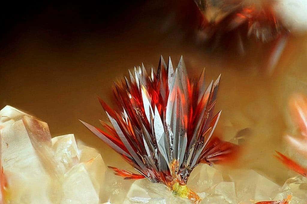 carminite mineral