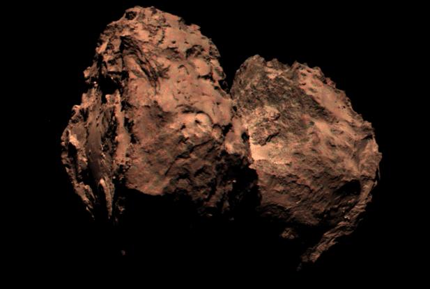 Comet 67 full colour