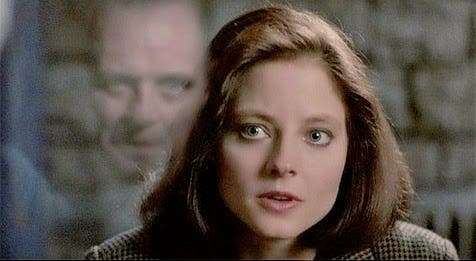 Unpleasant memories are a lot easier to form than regular ones. Image: Silence of the Lambs.