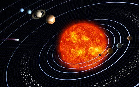 Copernicus solar model