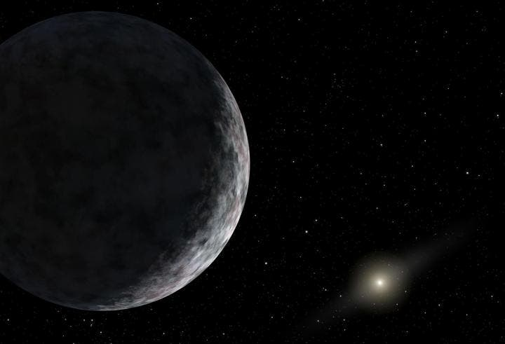 At least two unknown planets could exist in our solar system beyond Pluto. Image: NASA/JPL-Caltech