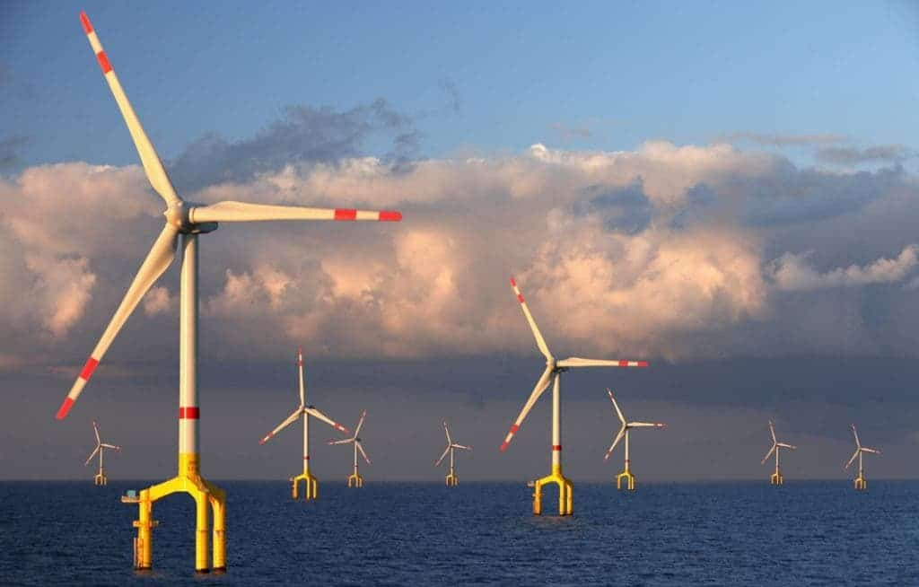 Germany more than doubled its offshore wind power capacity ...