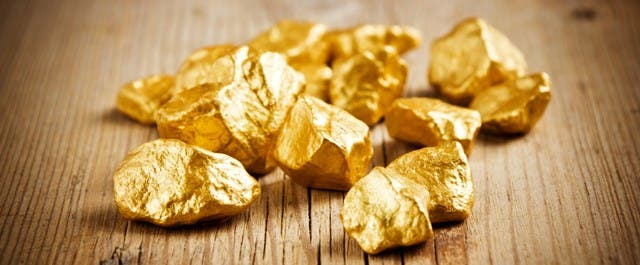 how gold is made and how it got to our planet