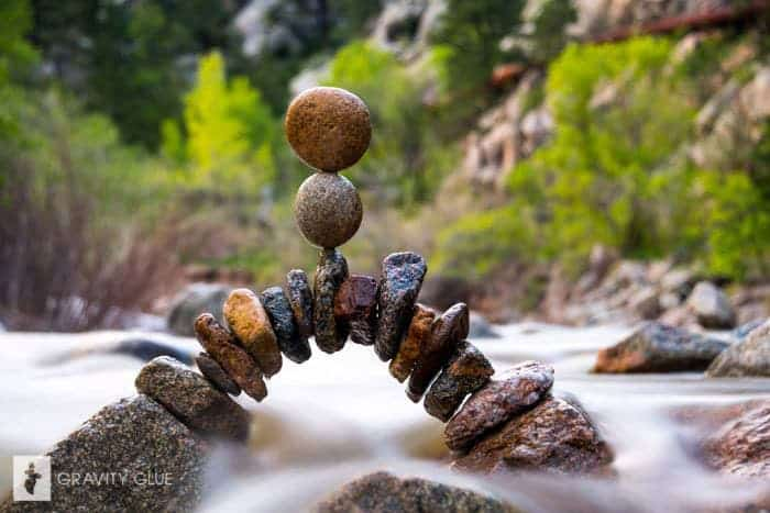 The Art Or Science Of Balancing Rocks