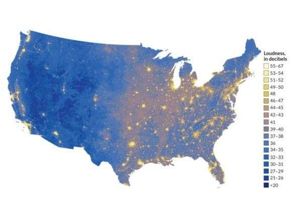 noise map USA