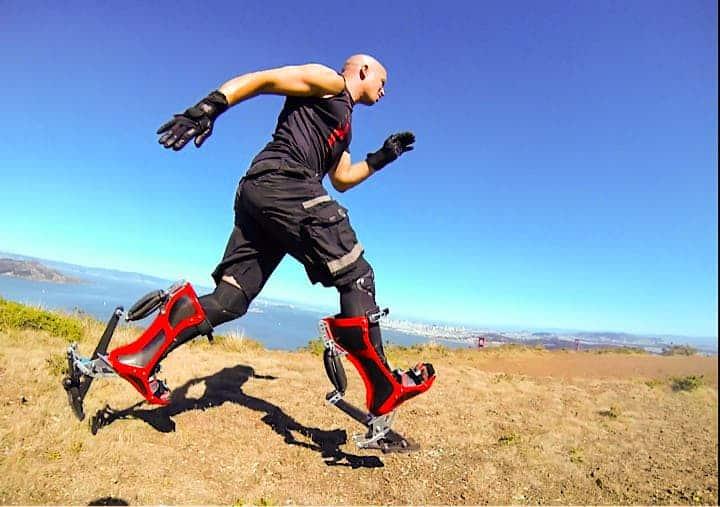 bionic boot