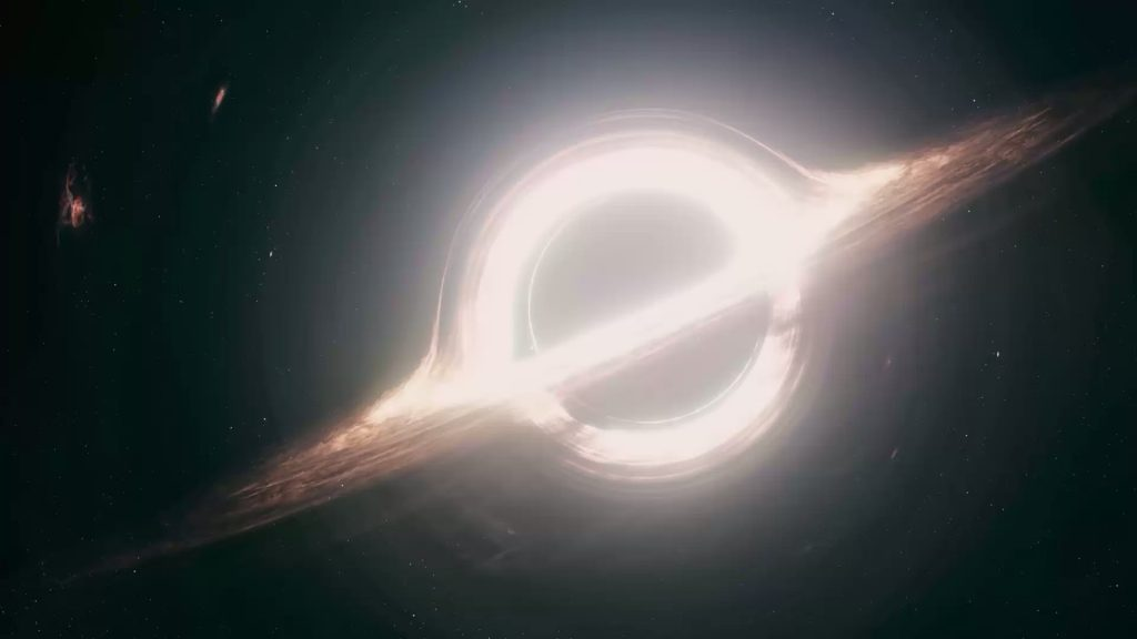 gargantua black hole