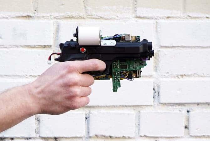 8bit gun