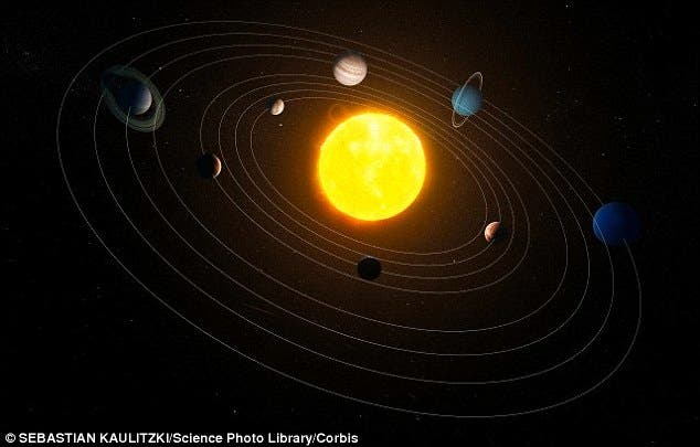 Young Jupiter Swept Through the Solar System, Destroying ...