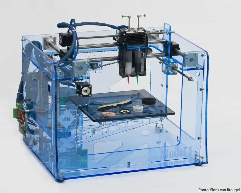 3d Printing The History And The Future