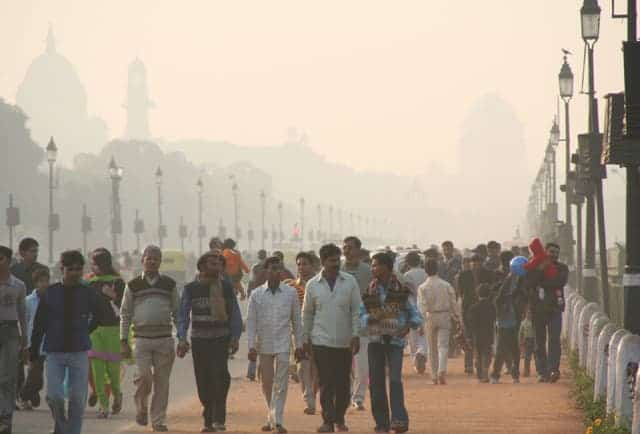 India-Air-Pollution