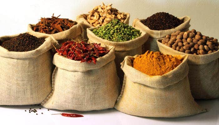 Indian cooks know spices. They use a large amount of a large variety of spices and their cooking techniques maximize the flavor in the final product. A skilled Indian cook uses spices like a painter who uses colors that they have grown to be very comfortable with. Image: Malabar Spice