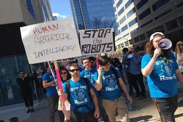 stop robots SXSW