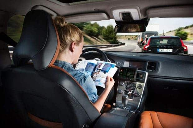 Image: Driver's Seat (WSJ)