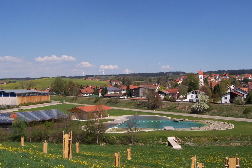 Wildpoldsried, a small village in Germany produces 3 times more energy than it needs using renewable sources.