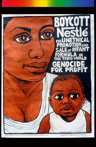 nestle kills babies How formula marketing kills let me  problematic and especially risky for moms and babies nestle has been characterized by experts in the field as the worst.