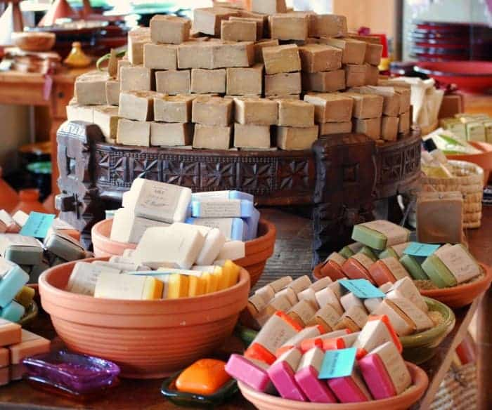 A soapy affair: how to make soap at home
