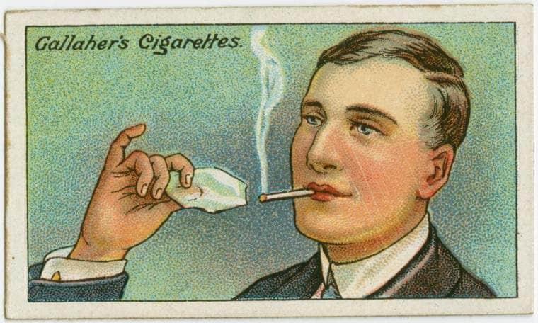 cigarette ice