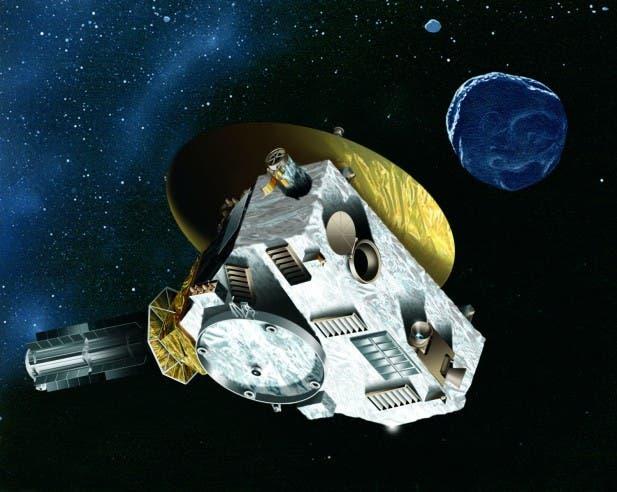 new horizon spacecraft